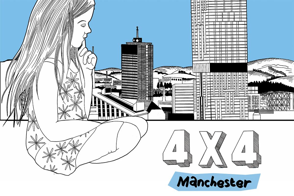 4×4 Manchester – 2015